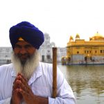 Religious Sikh at Golden Temple, Amritsar - By WOW Travel