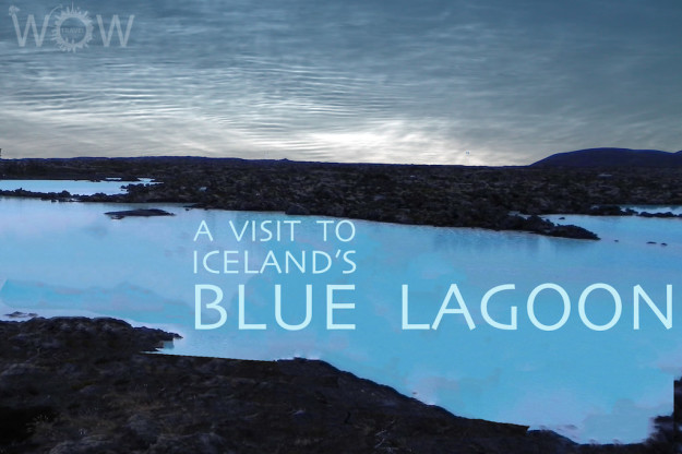 A visit to Iceland's Blue lagoon