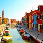 5 Burano. Venice Italy