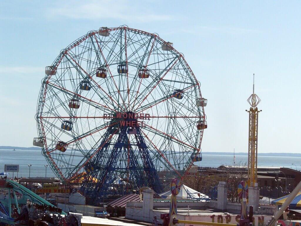 Mykonos Coney Island Menu