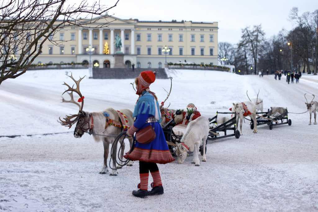 Christmas in Oslo - by Cathrine Lindblom Gunasekara / Flickr