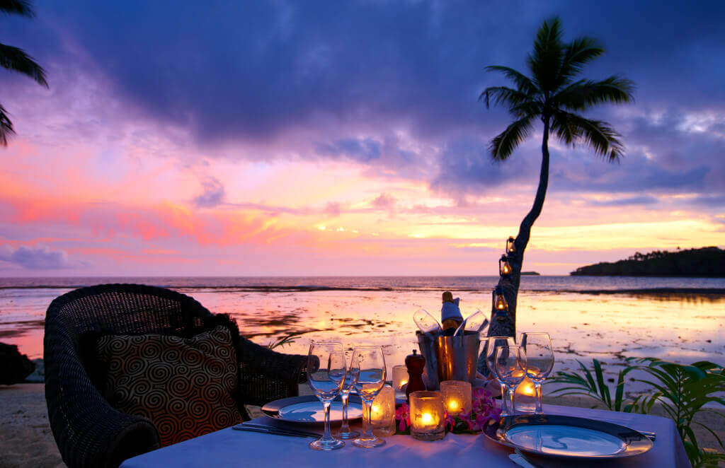1. Namale Fiji Islands Resort - Sunset