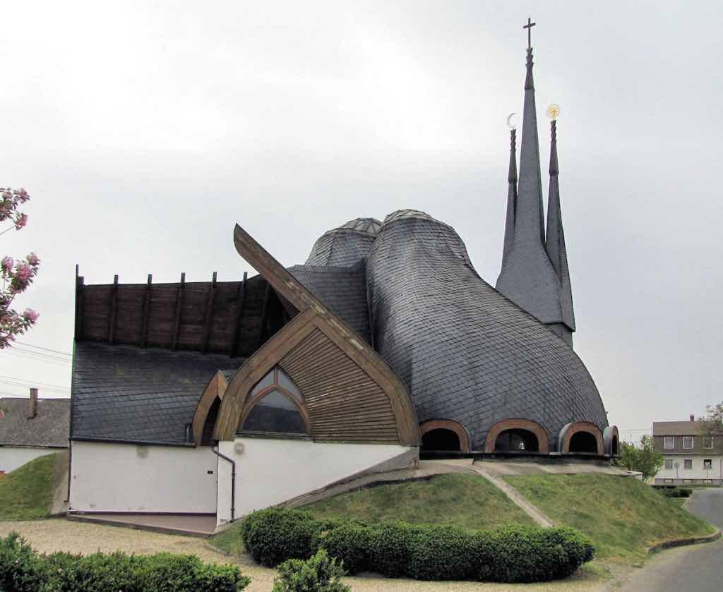1. The Holy Spirit Catholic Church, Hungary