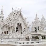 10. Wat Rong Khun, Thailand - Source - Flicker-Brian Jeffery Beggerly