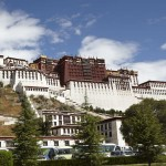 13. Potala Palace, Tibet - by ckmck:Flickr