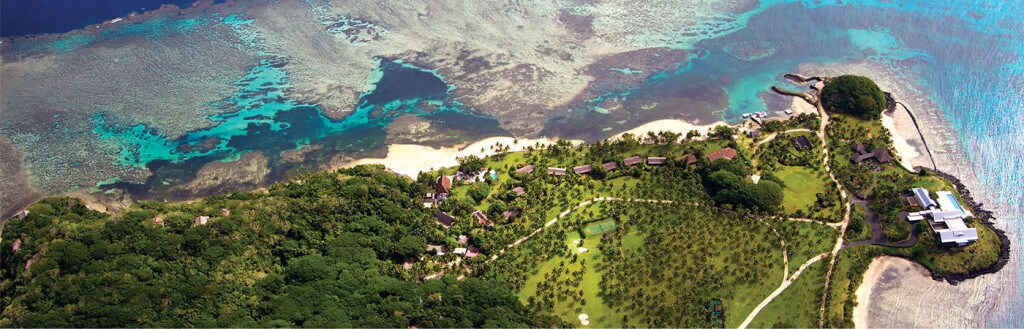 2. The Wakaya Club & Spa - Aerial