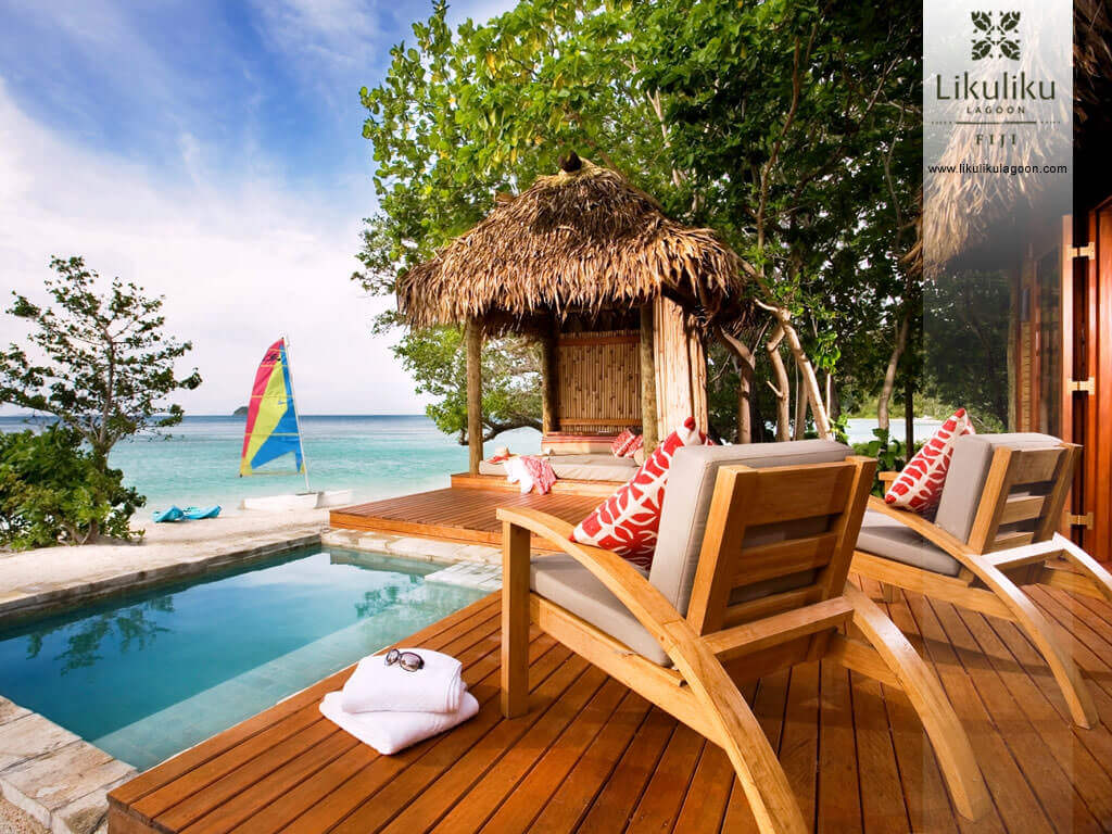 6. Likuliku Lagoon Resort - All yours