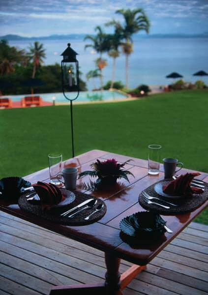Taveuni Island Resort & Spa - Breakfast