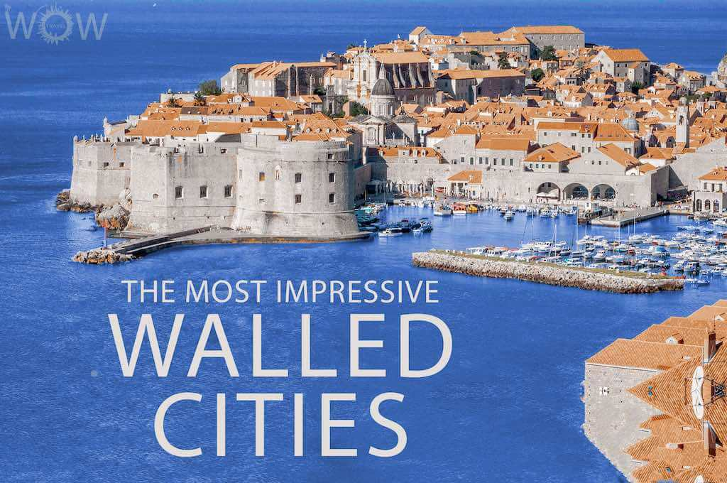 The 10 Most Impressive Walled Cities