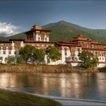 The Punakha Dzong by Göran Höglund:Flickr