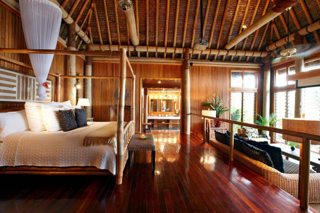 Waking up in paradise - Namale Resort & Spa Fiji 2015