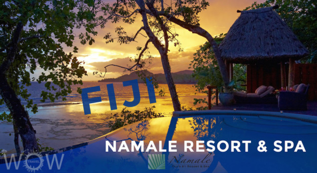 Ultimate All Inclusive Fiji at Namale Resort & Spa 2015