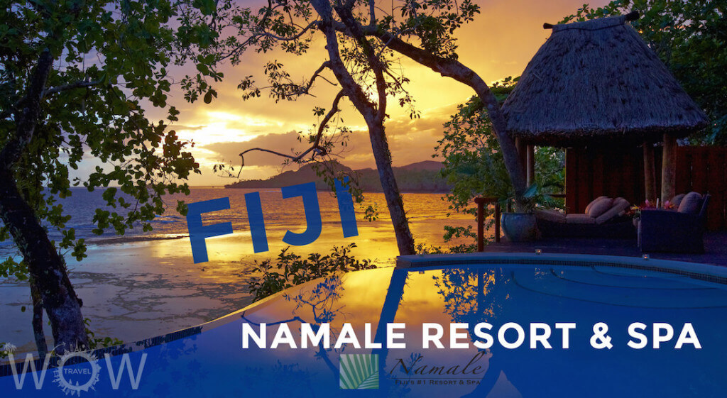 Ultimate All Inclusive Fiji at Namale Resort & Spa 2015