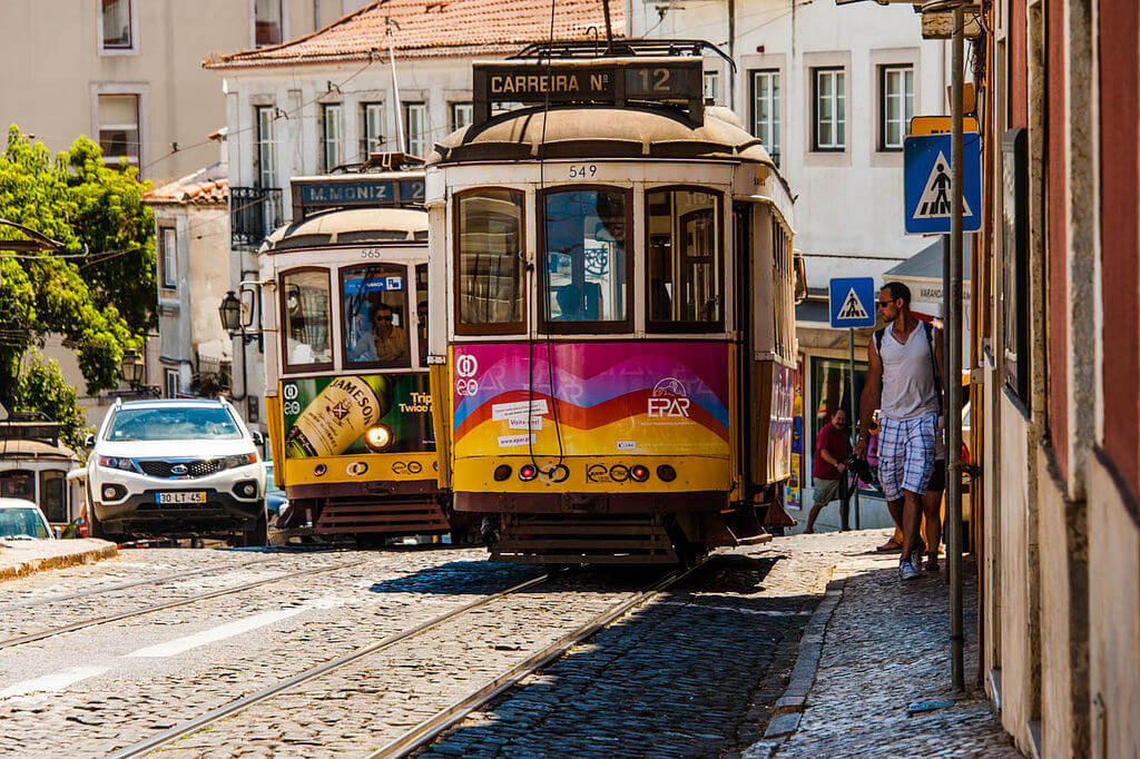 Alfama, Lisbon - by mat's eye:Flickr