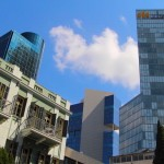 Architecture Tour, Tel Aviv - Rotchild Ave.