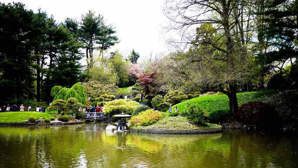 Brooklyn Botanic Garden, New York City - by vishpool:Flickr