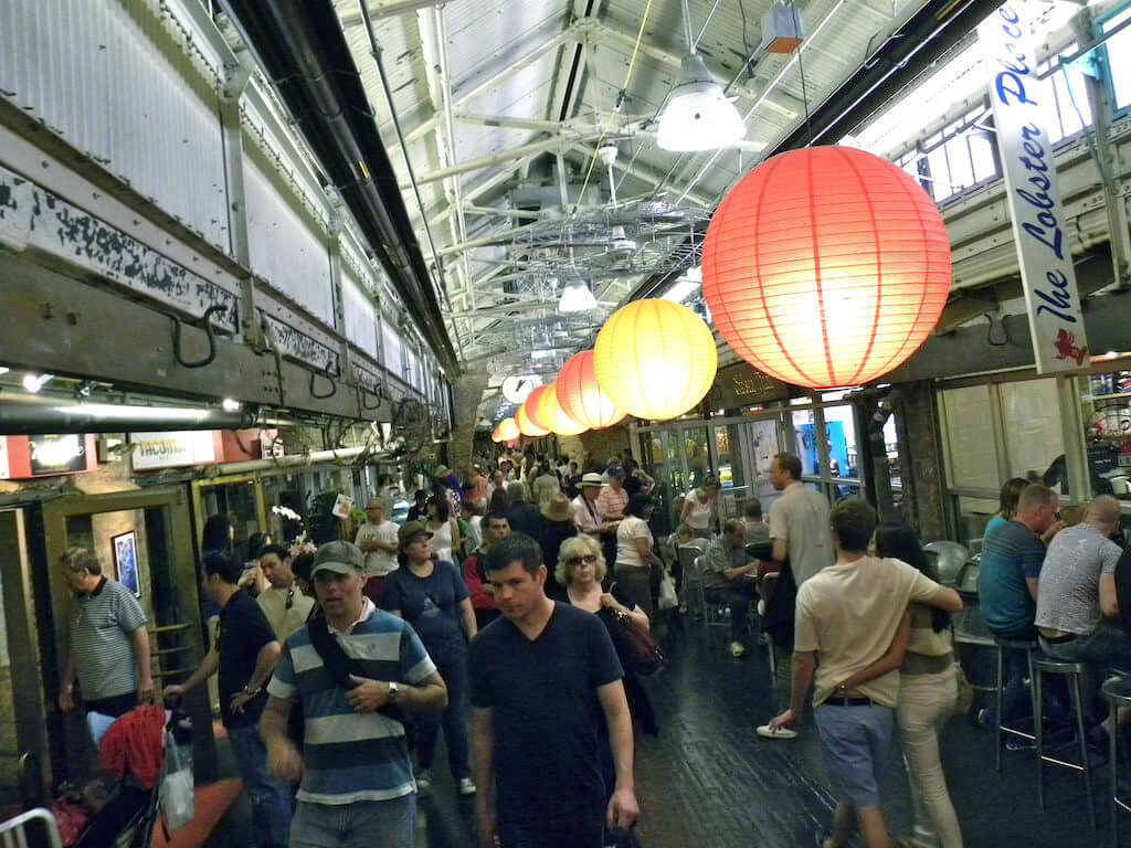 Chelsea Market, New York City - by JasonParis:Flickr