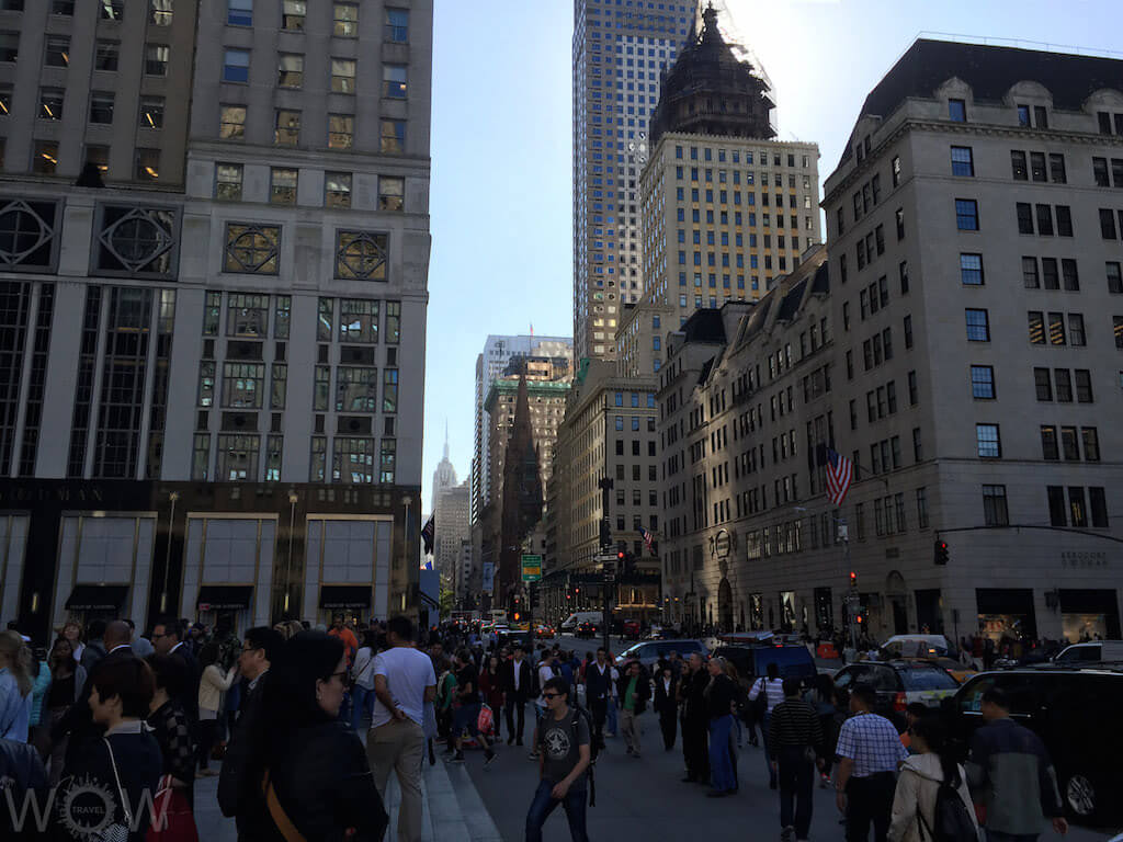 Fifth Avenue, New York City - by WOW Travel
