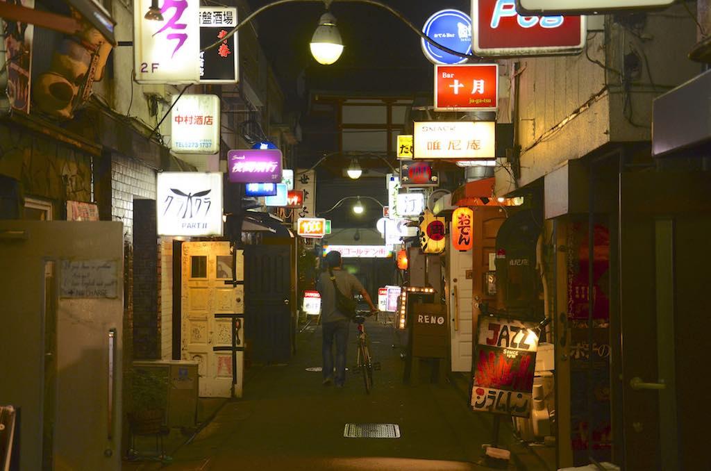 Golden Gai, Tokyo - by Stephen Kelly:Flickr