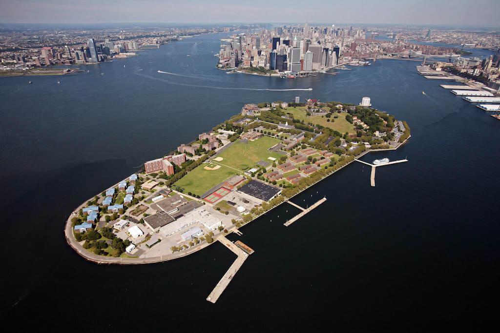 Governor's Island, New York City