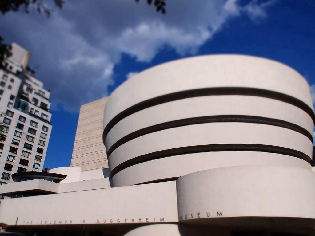 Guggenheim Museum, New York City - by Paul Arps:Flickr