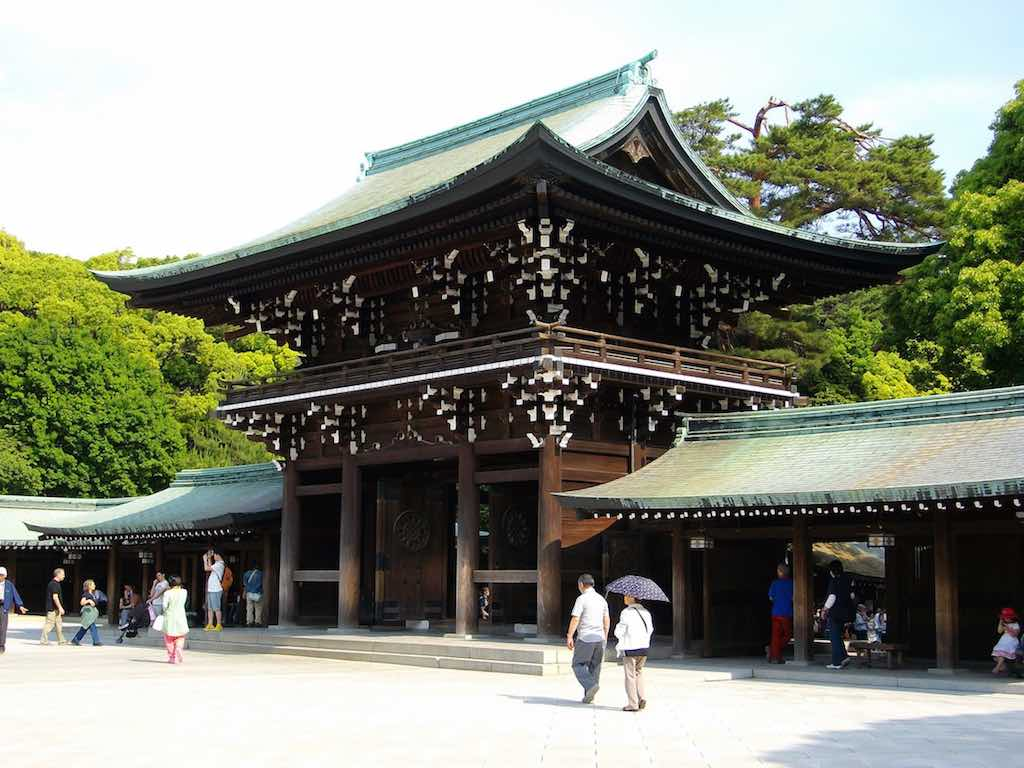 Meiji Shrine, Tokyo - by Shizuka Sama:Flickr
