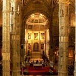 Mosteiro Dos Jerónimos, Lisbon - by Alessandro Bonvini:Flickr