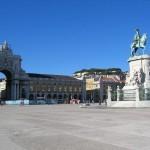 Praça Do Comércio, Lisbon - by Bernt Rostad:Flicker