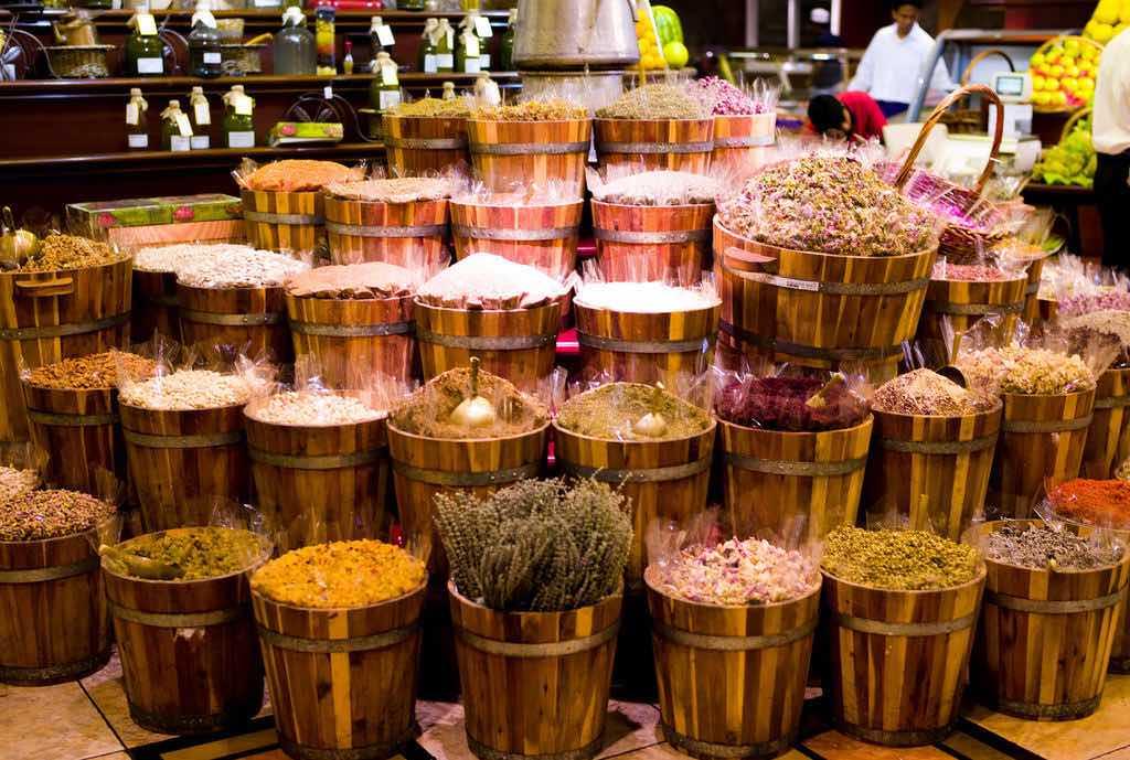 Spice Souk, Dubai - by Joi Ito:Flickr