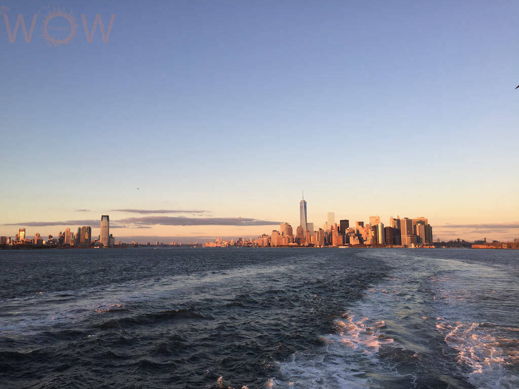 Staten Island Ferry, New York City - by WOW Travel