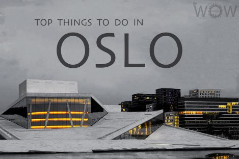 Top 10 Things To Do In Oslo