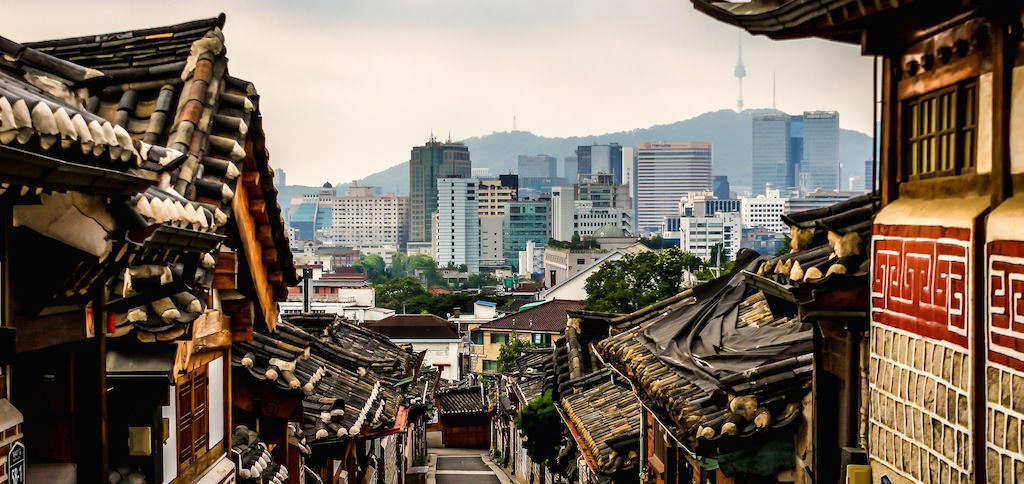 Bukchon Hanok Village, Seoul - by Doug Sun Beams:Flickr