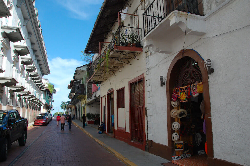 Casco Viejo, Panama City - by LWYang:Flickr