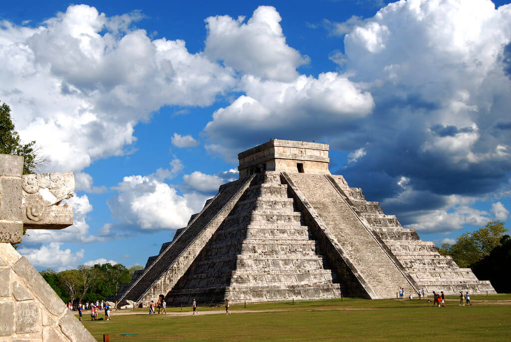 Chichen Itza, Mexico - by Celso Flores:Flickr