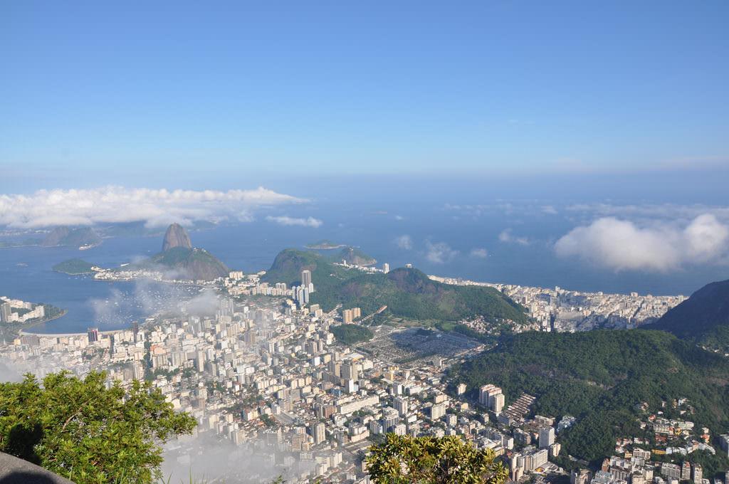 Christ the Redeemer, Rio De Janeiro - by Mike Vondran:Flickr