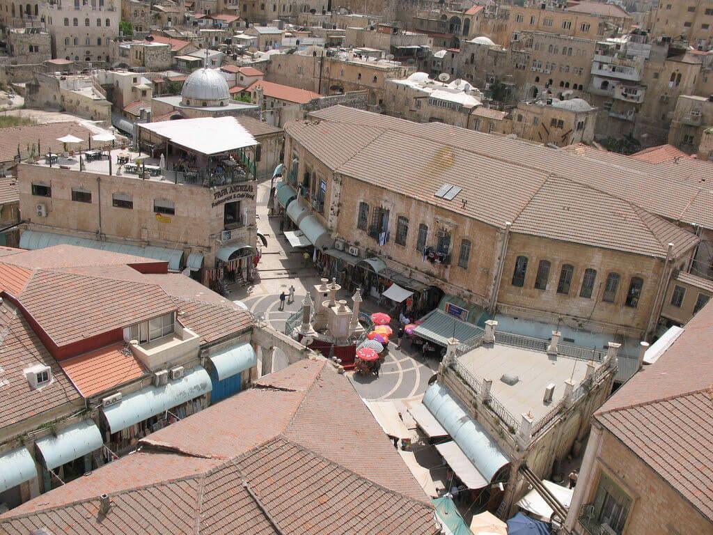 Christian Quarter, Jerusalem - by James Emery - hoyasmeg:Flickr