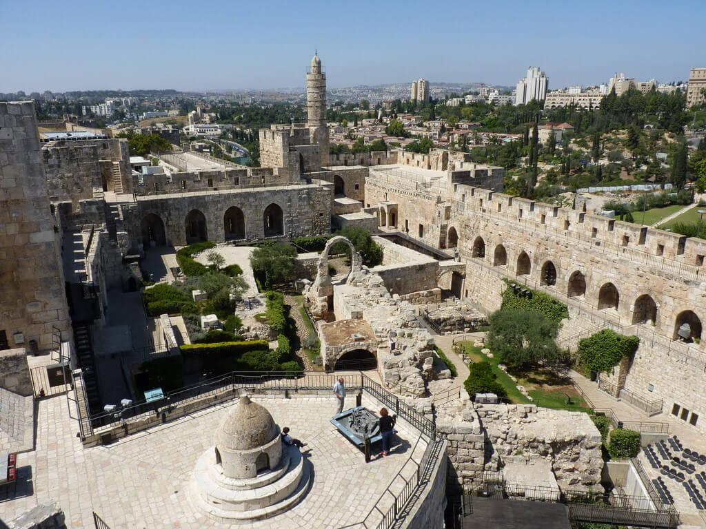 Citadel (Tower of David), Jerusalem - by Ricardo Tulio Gandelman - rictulio:Flickr
