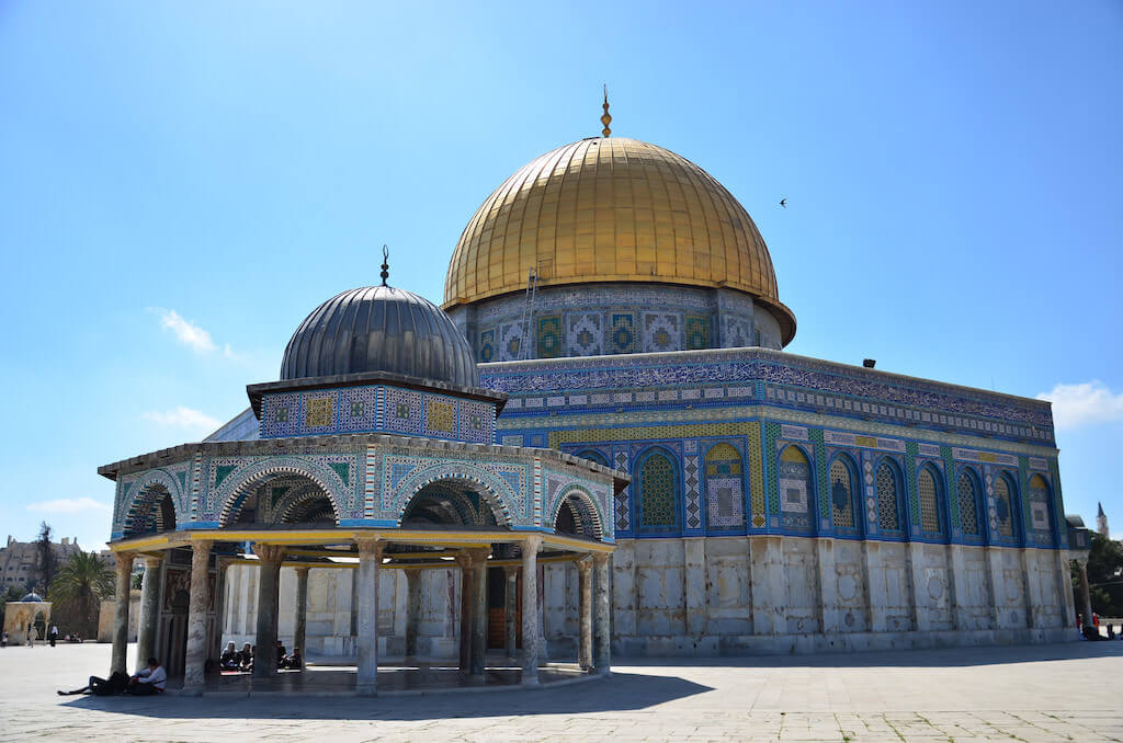 Dome of the Rock, Jerusaelm - by Alberto Peral - Tony Kane:Flickr