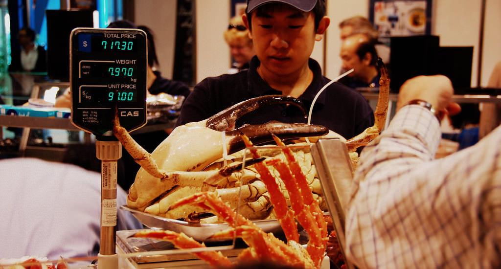 Fish Market, Sydney - by LWYang:Flickr