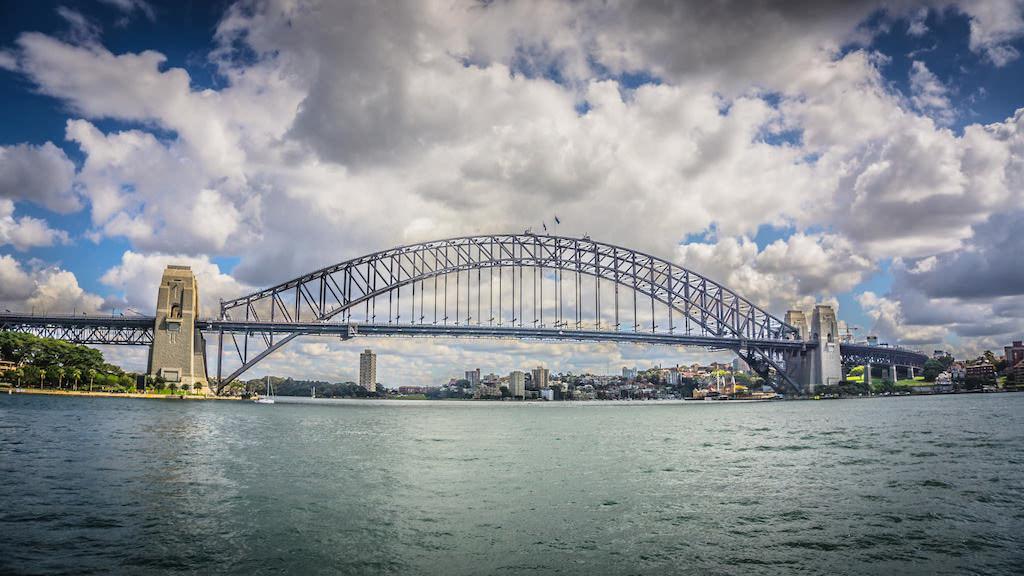 Harbour Bridge, Sydney - by Jeff Turner:Flickr