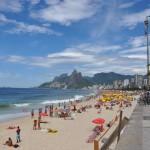Ipanema Beach, Rio De Janeiro - by Mike Vondran:Flickr