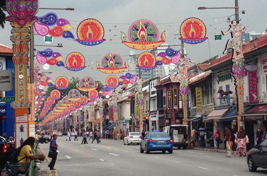 Little India, Singapore - by Gaelen:Flickr