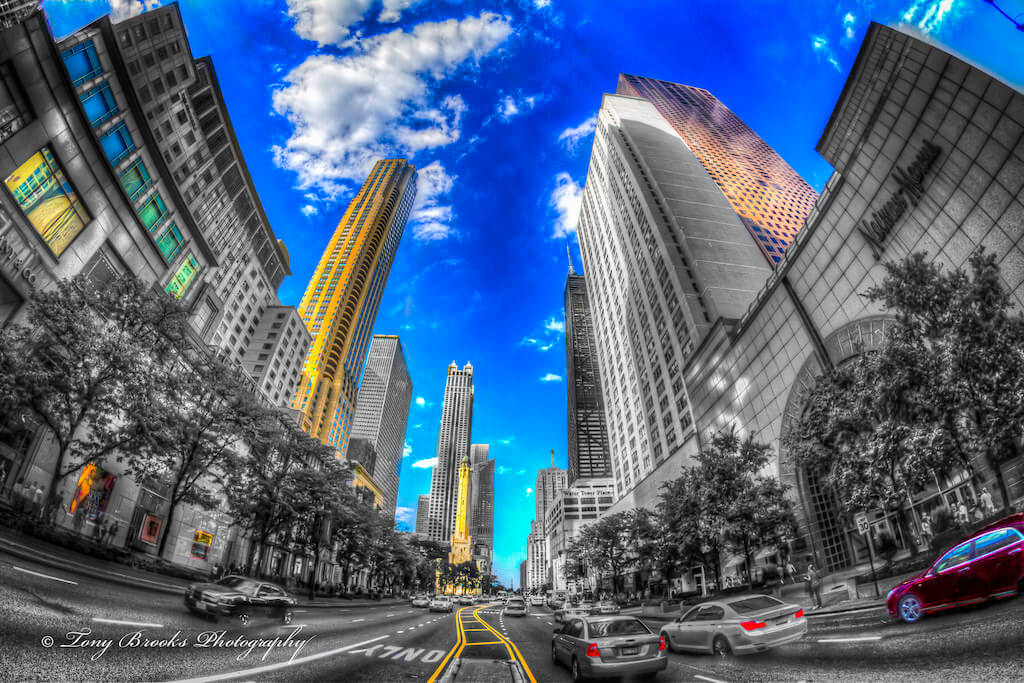 Magnificent Mile, Chicago - by Tony Brooks - yeahbouyee:Flickr