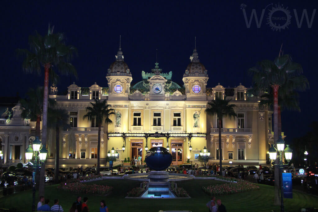 Monaco, Monte Carlo - Casino - by WOW Travel