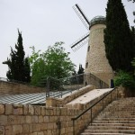 Montefiore Windmill, Jerusalem - by Emmanuel DYAN/Flickr