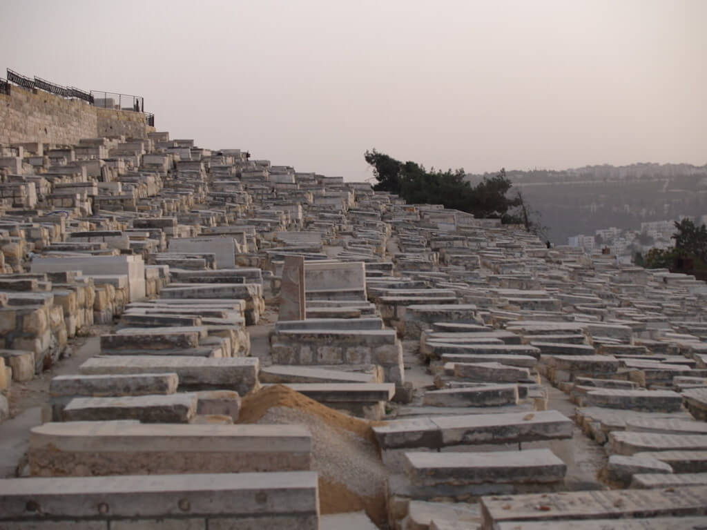 Mount of Olives, Jerusalem - by Susie Cagle - susie.c:Flickr