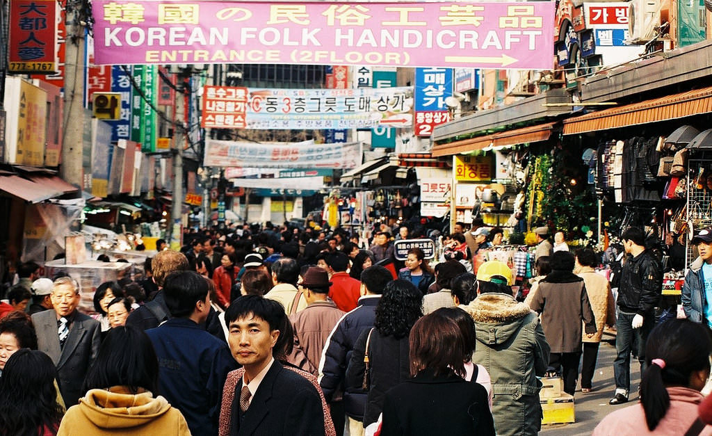 Namdaemunmarket, Seoul - by James Creegan:Flickr