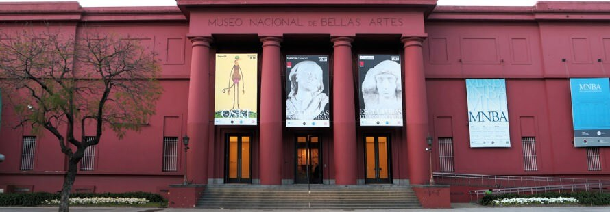 National Museum of Fine Arts, Buenos Aires