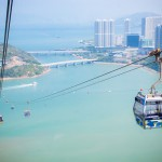 Ngong Ping Cable Car, Hong Kong - by Alexander Savin:Flickr