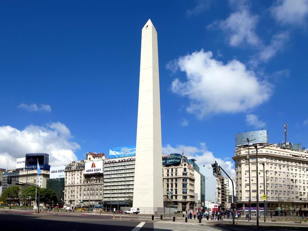 Obelisco, Buenos Aires - by David Stanley:Flickr